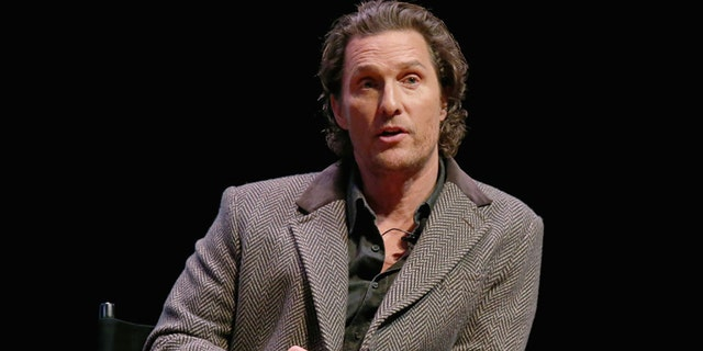 Matthew McConaughey may be getting involved in politics in the future.