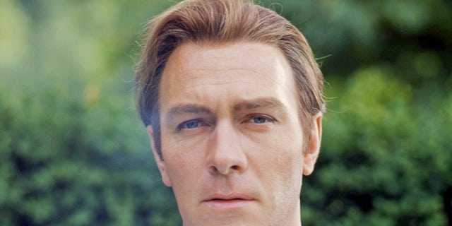 Christopher Plummer, circa 1965, preferred character parts over leading men roles.