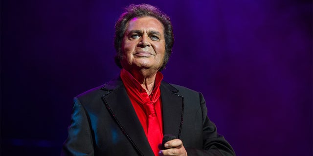 Engelbert Humperdinck revealed he and his wife, actress Patricia Healey, were diagnosed with the coronavirus.