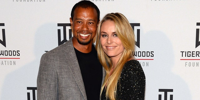 Golfer Tiger Woods and ski racer Lindsey Vonn dated from March 2013 to May 2015.<br> (Foto di Ethan Miller / Getty Images)