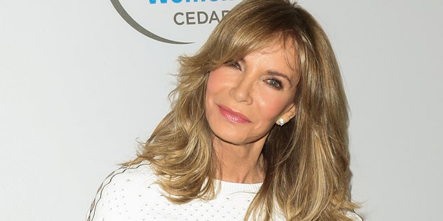 Actress Jaclyn Smith has credited a diet rich in berries and greens, along with regular exercise, to feel good.