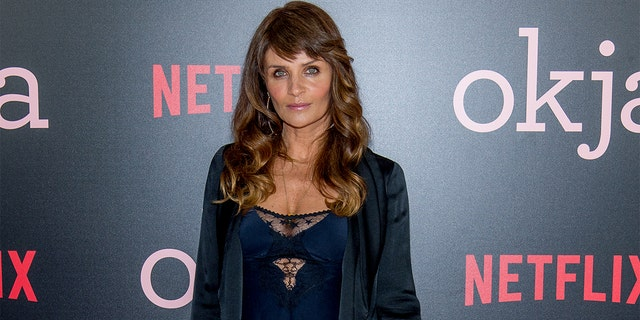 GettyImages 693978514 Helena Christensen heats up Instagram with bikini photo in the snow 8216 Ice hole search 8217 8211 Fox News