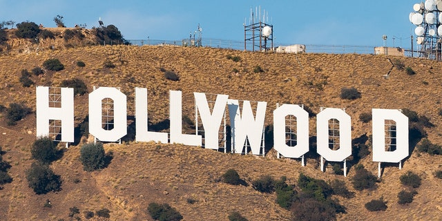 6 arrested after changing Hollywood sign to 'HOLLYBOOB'