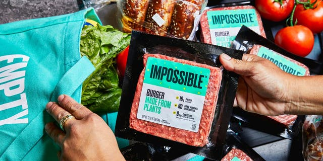 """The FDA has said that """"there is a reasonable certainty of no harm from this use of soy leghemoglobin as a color additive."""" (Impossible Foods)"""