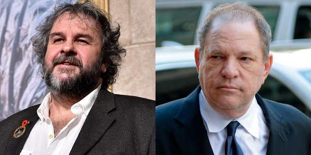 Peter Jackson and Harvey Weinstein reportedly disagreed on the direction of the 'Lord of the Rings' movies.