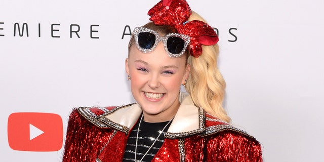 Jojo Siwa has introduced the world to her girlfriend Kylie. (Photo by Andrew Toth/Getty Images for Streamy Awards)