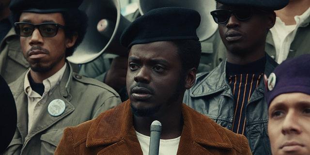 Daniel Kaluuya in 'Judas and the Black Messiah.'