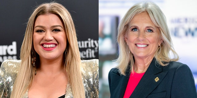 Jill Biden gives Kelly Clarkson advice on healing after a divorce: 'Things will get better'.jpg