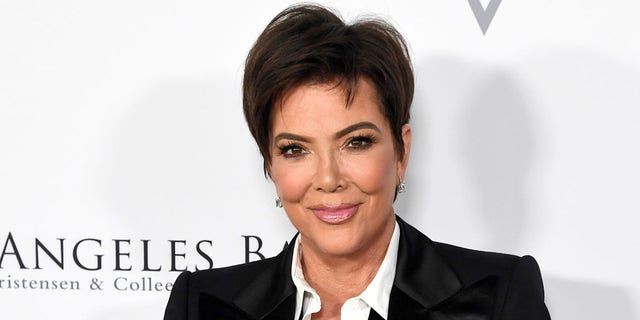 Kris Jenner is reportedly starting her own beauty business.(Photo by Kevin Winter/Getty Images)