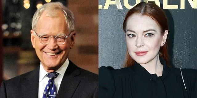 David Letterman is catching backlash over a resurfaced interview he did with Lindsay Lohan.