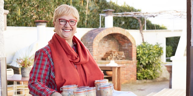 Lidia Bastianich is keeping busy during the pandemic. (Armando Rafael Moutela)