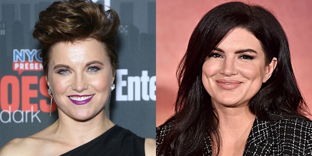 Fans of 'The Mandalorian' tried campaigning for actress Lucy Lawless to replace Gina Carano after her exit from the show.