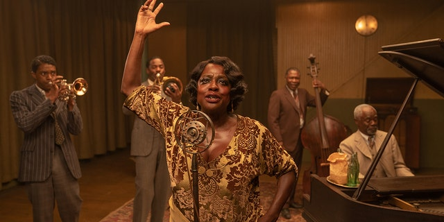 'Ma Rainey's Black Bottom' is currently available on Netflix.