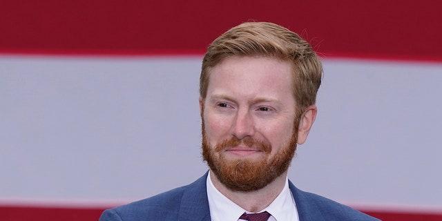 U.S. Rep. Peter Meijer, R-Mich. (Associated Press)