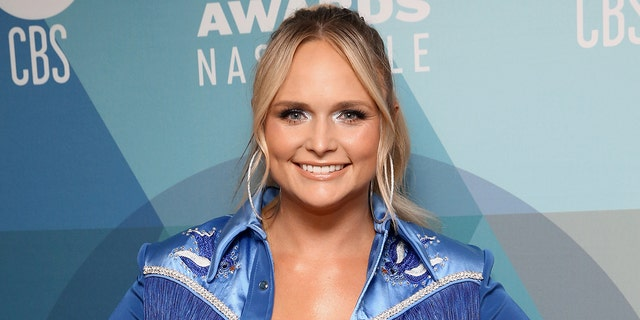 Miranda Lambert has been nominated for female artist of the year for the 15th time.