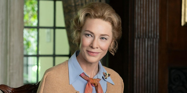 Cate Blanchett was nominated for a Golden Globe for playing conservative activist Phyllis Schlafly in FX's 'Mrs. America:' (Sabrina Lantos/FX)