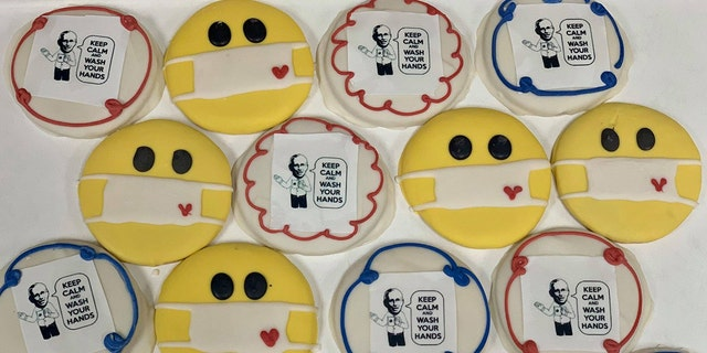 The Milwaukee bakery sold cookies with Dr. Anthony Fauci's face earlier in the pandemic.