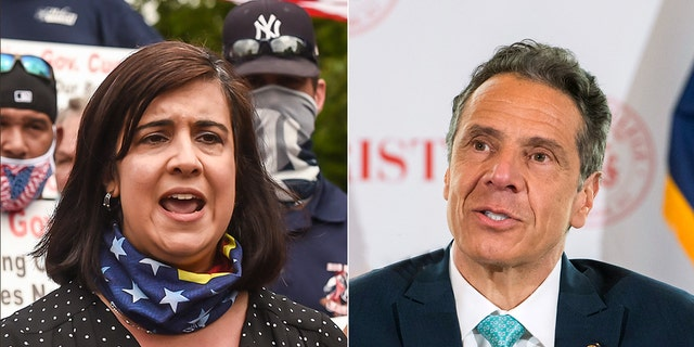 U.S. Rep. Nicole Malliotakis called out Gov. Andrew Cuomo on Sunday after he refused to heed calls to resign following new allegations of sexual harassment. (Getty Images)