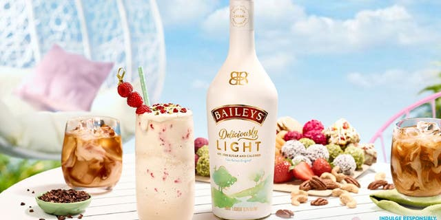 Baileys Deliciously Light is a diet-friendly liqueur that is low in sugar and calories. (Baileys / Diageo North America)