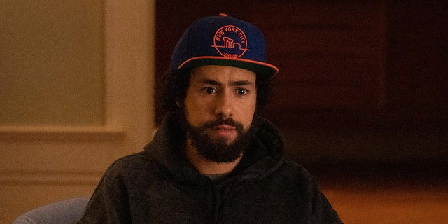 Ramy Youssef in Hulu's 'Ramy.' He earned a Golden Globe nomination for his acting in the show. (Photo by: Craig Blankenhorn/Hulu)