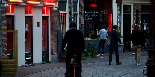 """""""This is about a reset of Amsterdam as a visitor city. Tourists are welcome to enjoy the beauty and freedom of the city, but not at any cost,"""" Dennis Boutkan of the Dutch Labour party said of last week's vote."""