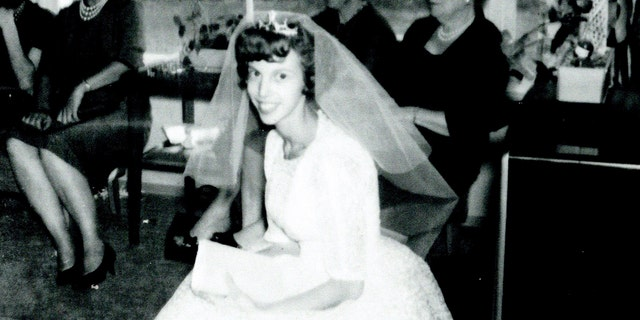 On Nov. 11, 1961 — five months after they finished high school — Dennis and Diane, pictured, got married at 18-years-old on Veterans Day. (Courtesy Dennis and Diane Reynolds)