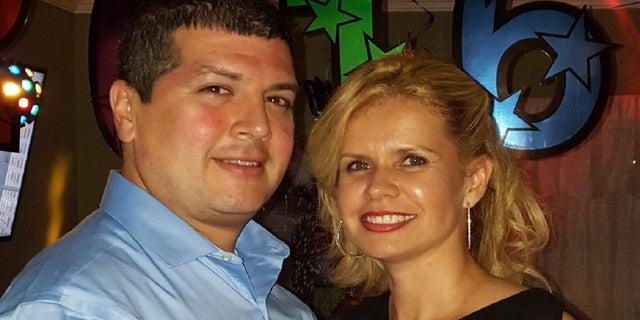 Rolando and Diana Vizcarra (photo courtesy Rolando Vizcarra)
