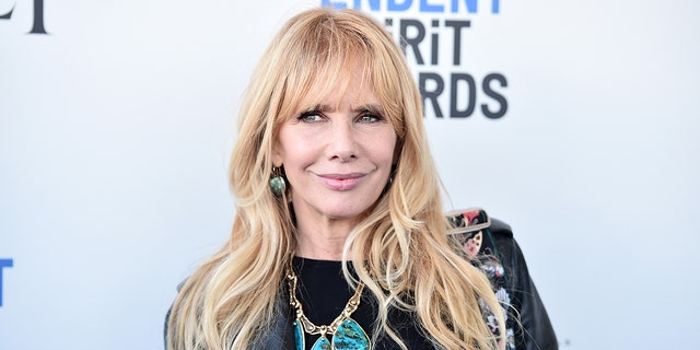 Rosanna Arquette drew mixed reactions after addressing golf pro Tiger Woods' recent car crash on Twitter on Tuesday. (Photo by Alberto E. Rodriguez/Getty Images)