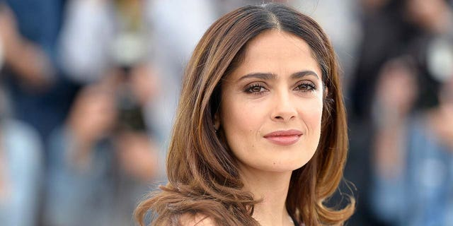 Salma Hayek has an estimated net worth of $200 million of her own. (Photo by Pascal Le Segretain/Getty Images)