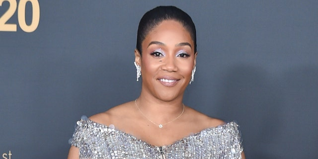 Tiffany Haddish said that once on a date, a man took her to a laundromat to do his laundry. (Photo by Aaron J. Thornton/FilmMagic)