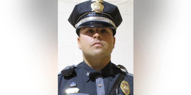 The officer was identified as 28-year-old Darian Jarrott
