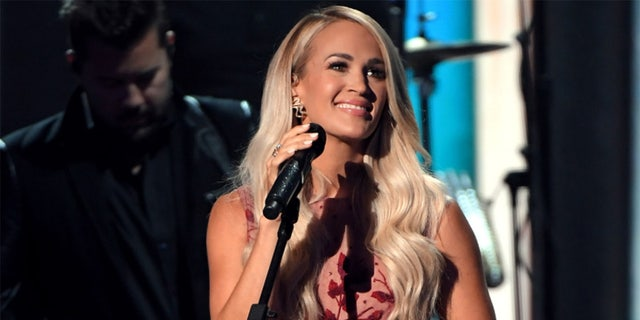 Fans were upset that Carrie Underwood tied with Thomas Rhett for entertainer of the year, the show's biggest award in 2020. She performed twice during the evening.