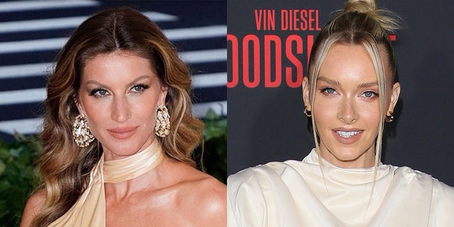 Gisele Bundchen and Camille Kostek took to the football field on Sunday night to celebrate the Buccaneers' victory at Super Bowl LV. The duo was seen dancing to P. Diddy's 'Bad Boy for Life.'