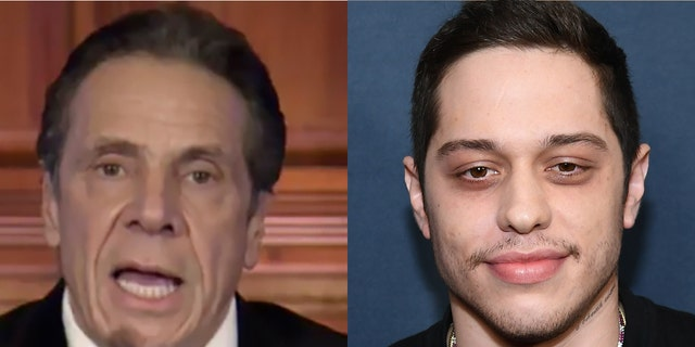 Governor Andrew Cuomo was impersonated