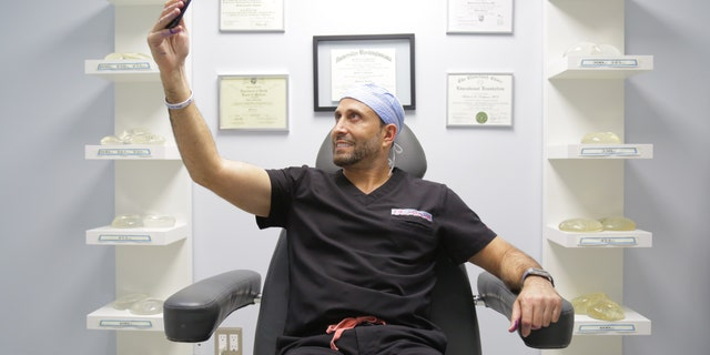 Dr. Salzhauer considers himself one of the first social media influencers.