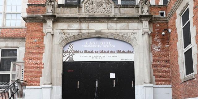 East Side Community School in Manhattan.