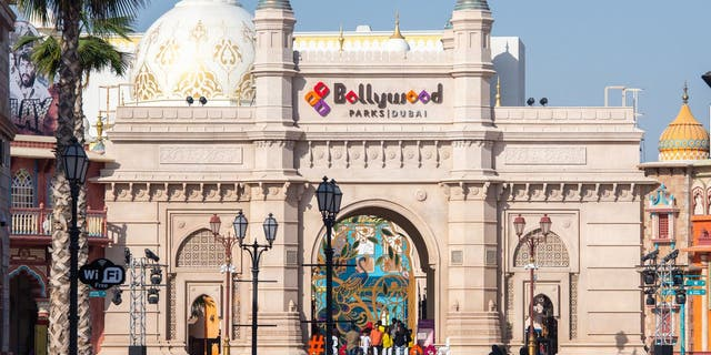 Bollywood Parks Dubai reopened to the public on Jan. 21, 2021. (iStock)