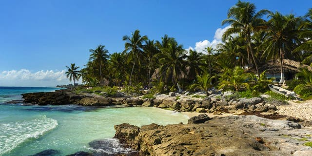 The Mexican town of Tulum is the third most popular destination among HomeToGo users. (iStock)