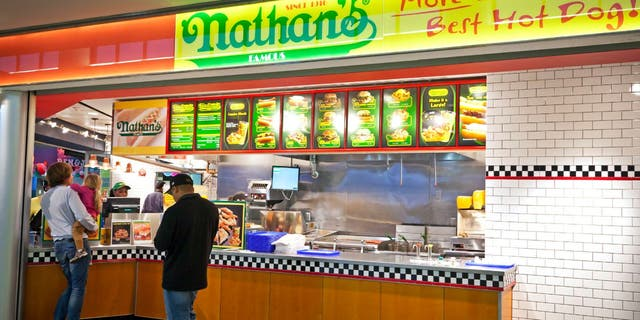 Nathan's Famous plans to first launch its Impossible Burger on menus in the New York City tri-state area and Florida.
