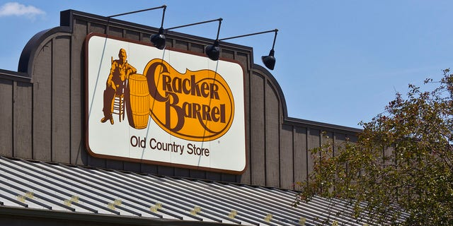 Thomas Ramsay stopped at a Cracker Barrel in Cullman, Ala., for lunch while on a trip with his friends.
