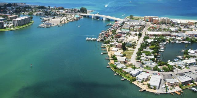 Madeira Beach is located in Florida's Pinellas County. (iStock)