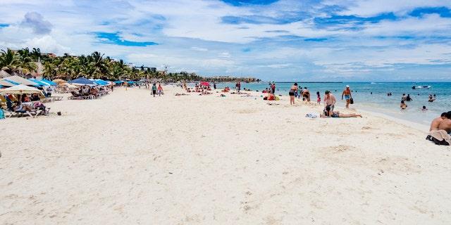 Playa Del Carmen, Mexico. (iStock).