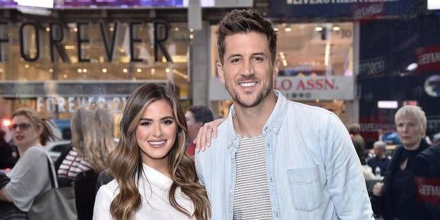 JoJo Fletcher and Jordan Rodgers are currently engaged.