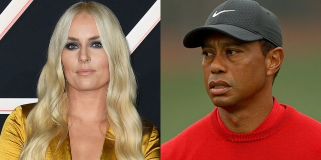 Vonn is 'praying' for Woods after the legendary golfer was in a serious car accident Tuesday morning in Los Angeles.