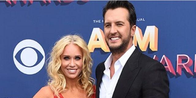 Luke Bryan insists 'communication is key' in 14-year-long marriage to wife Caroline.jpg