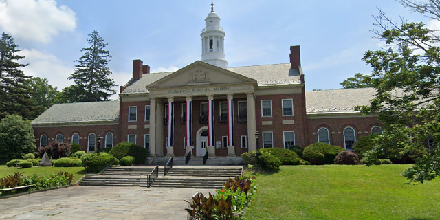 The rally is scheduled for later this afternoon outside the town hall in Maplewood, N.J. (Google Maps)