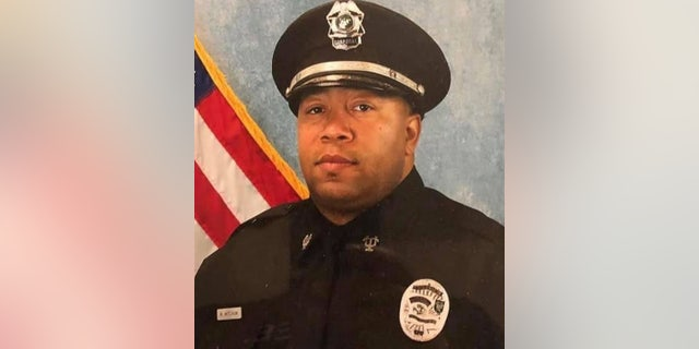 Tulane University Police Department Corporal Martinus Mitchum was fatally shot on Feb. 26 while working security for a high school basketball game in New Orleans. (Tulane University)