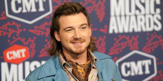 Morgan Wallen was been barred from attending the Billboard Music Awards despite earning six nominations. (AP Photo/Sanford Myers, File)