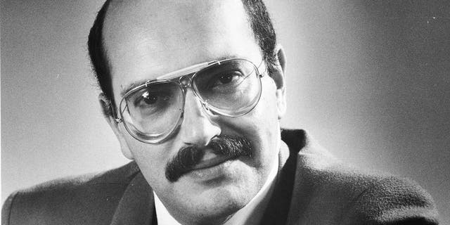 This Aug. 12, 1982 photo shows Private Investigator Jack Palladino. Palladino, who worked on high-profile cases ranging from the Jonestown mass suicides to celebrity and political scandals, is on life support after suffering a head injury during an attempted robbery. Palladino died Monday at 76. (Eric Luse/San Francisco Chronicle via AP)
