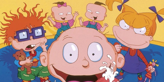 The beloved 'Rugrats' is getting an updated look in the new Paramount+ revival.
